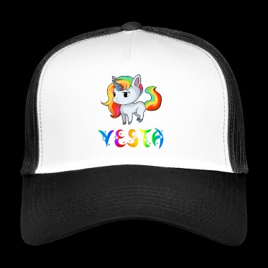 Unicorn Vesta - Trucker Cap