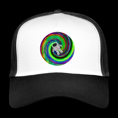 spaceman c - Trucker Cap