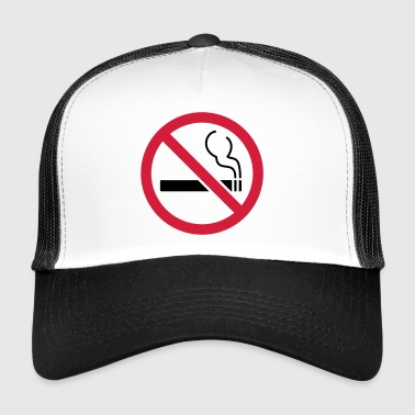 No smoking No smoking - Trucker Cap