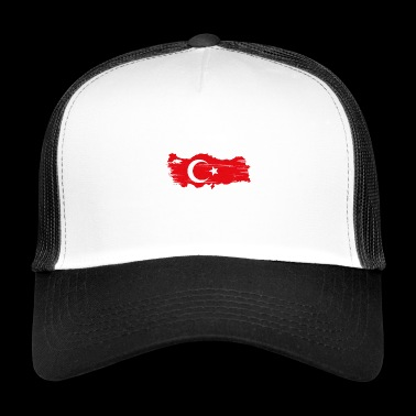 Turkey - Borderline - Trucker Cap