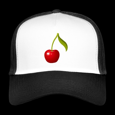 Cherry - cherry - Trucker Cap