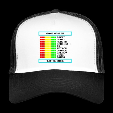 game master - Trucker Cap