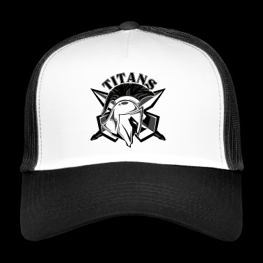 Titans - Super Shirt! - Trucker Cap