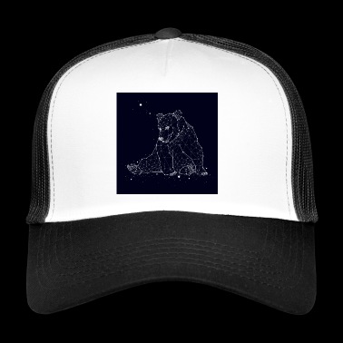 Bear constellation - Trucker Cap