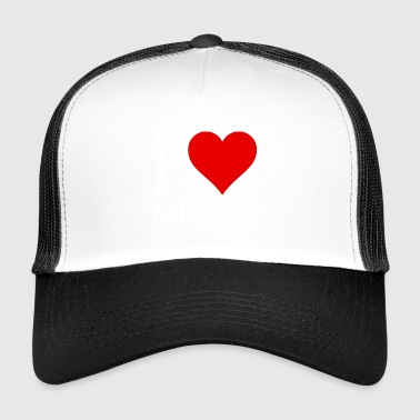J'adore le Mexique Conception - Trucker Cap