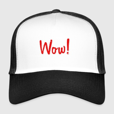 WOW - Trucker Cap