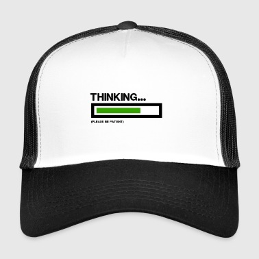 Please be patient with loading bar - Trucker Cap
