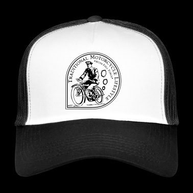 Traditional Motorcycle Lifestyle - Trucker Cap