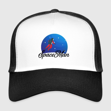 Spaceman the astronaut - Trucker Cap