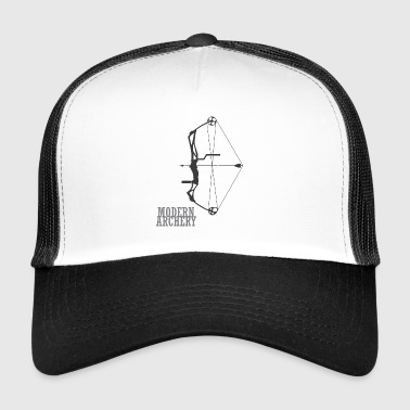 Boogschieten compound boog gift - Trucker Cap