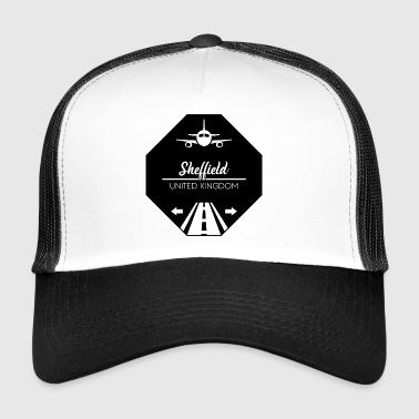 Sheffield United Kingdom - Trucker Cap