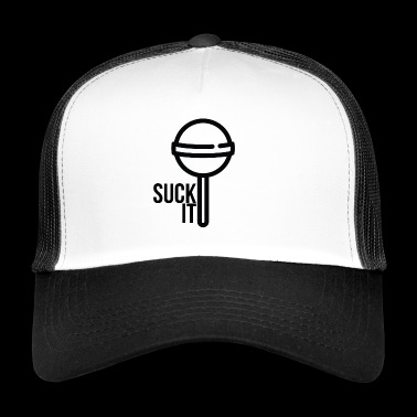 SUCK IT - Trucker Cap