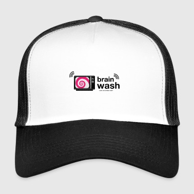 Brainwashed by television - Trucker Cap