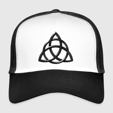 Celtic Knot Rough Chisell - Trucker Cap