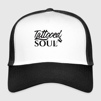 Tattoo / Tätowierung: Tattooed Soul - Trucker Cap
