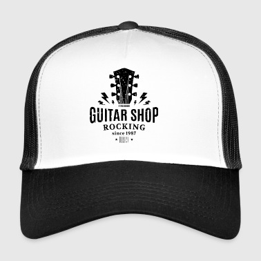 Guitar Shop - Trucker Cap