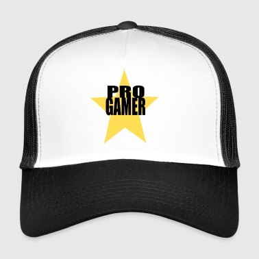 Pro gamers with star - Trucker Cap