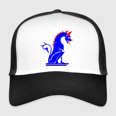 dragoviola - Trucker Cap