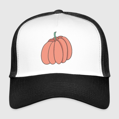 pumpkin - Trucker Cap