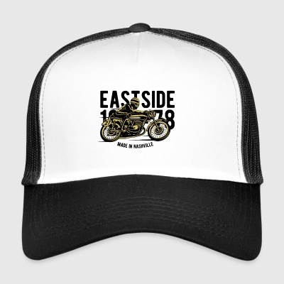 Raisin sec Enfer Moto Racer2 - Trucker Cap