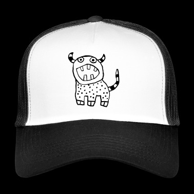 Monster - Trucker Cap