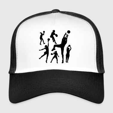 handbal - Trucker Cap
