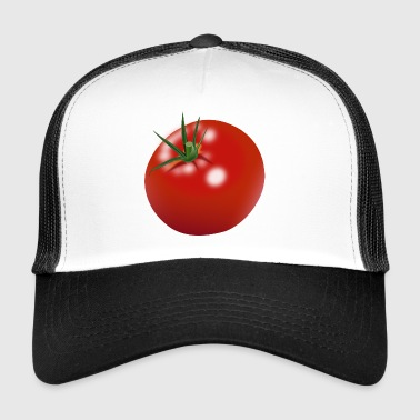 tomato tomato tomatoes veggie vegetable vegetables6 - Trucker Cap