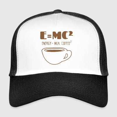 E = mc2 - Trucker Cap