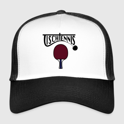 tennis de table - Trucker Cap