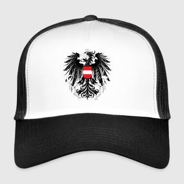Austria coat of arms - Trucker Cap