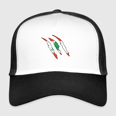 Cadeau griffe native Liban Wildland - Trucker Cap