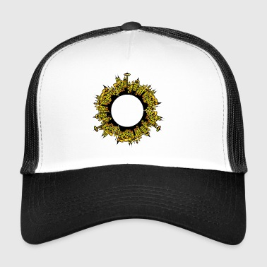 by - Trucker Cap