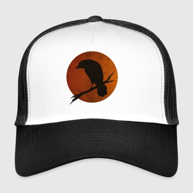 Crow night - Trucker Cap