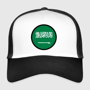 Under The Sign Of Saudi Arabia - Trucker Cap