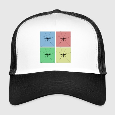Schuster - Collage - Trucker Cap