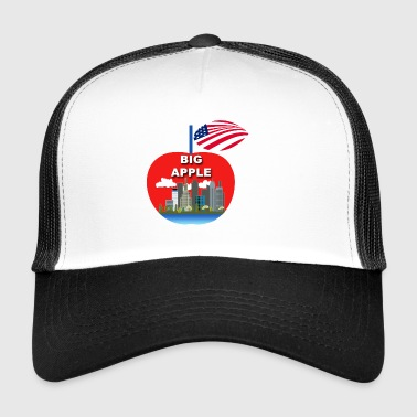 Big apple - Trucker Cap