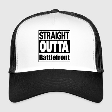 Straight outta Battlefront - Trucker Cap