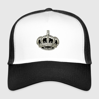 Vintage crown - Trucker Cap