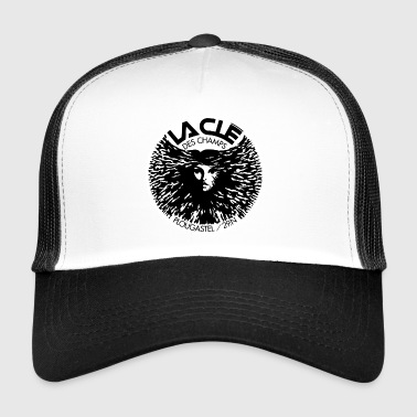 The Clé des Champs logo - Trucker Cap