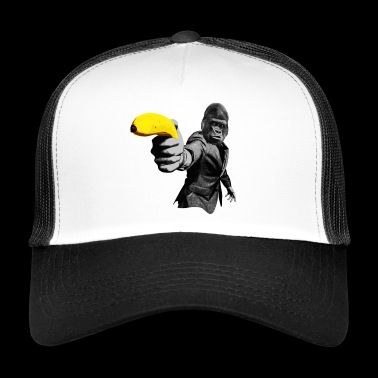 Officer Ape 001 - Trucker Cap