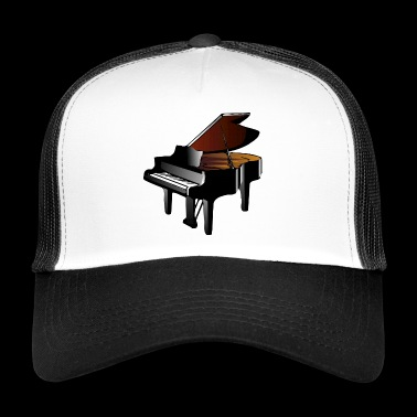 Piano à queue - Trucker Cap