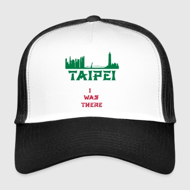 I Was There TaiPei - Trucker Cap
