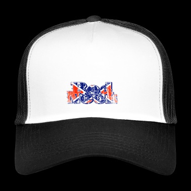 Red neck redneck - Trucker Cap