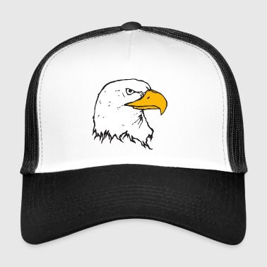 eagle172 - Trucker Cap
