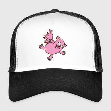 Flying pig - Trucker Cap