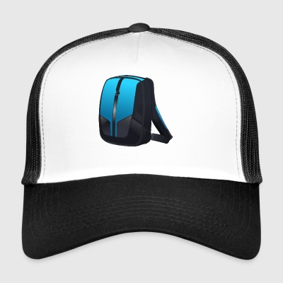 backpack - Trucker Cap