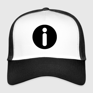 information - Trucker Cap