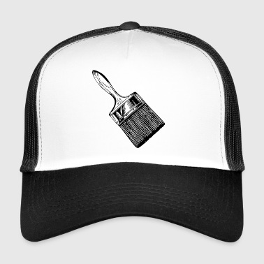 brush - Trucker Cap