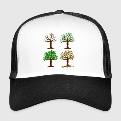 four Seasons - Trucker Cap