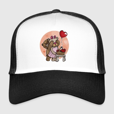 La surprise de Ted - Trucker Cap